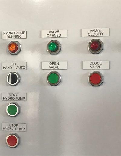 HPU Control Panel