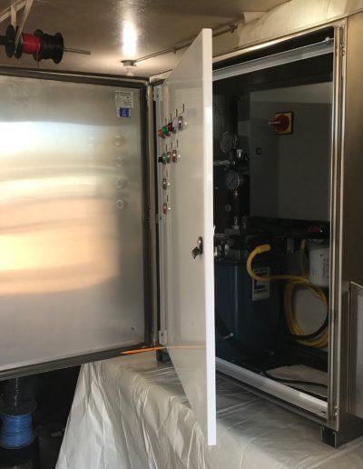 HPU inner door