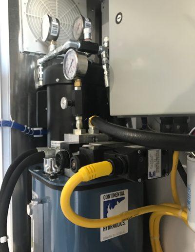 HPU Pressure Manifold