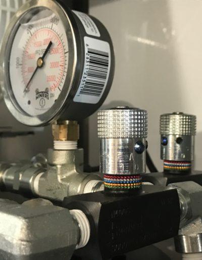 HPU Hydraulic Speed Control